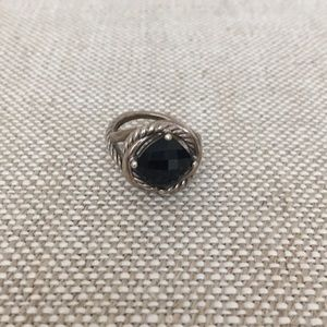 Authentic David Yurman Infinity Ring
